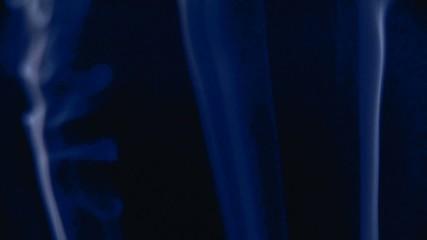 incense smoke detail