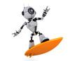 Robot Surfer