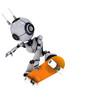 Robot skateboarder