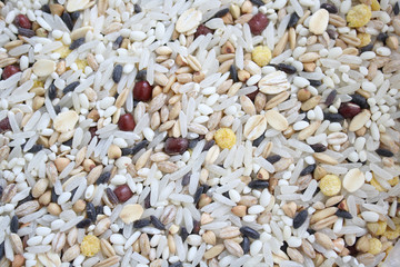 mixed rices