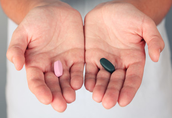 Choose your pill