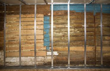 frame for plasterboard