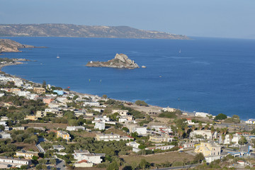 Bay of Kefalos on Kos island