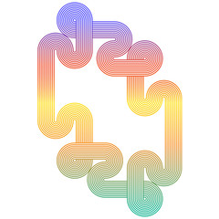Rainbow Loops