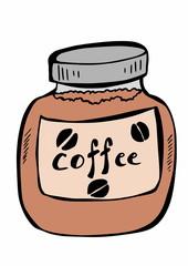 doodle instant coffee