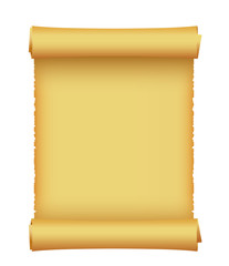 Old scroll.
