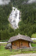 Grawa-Wasserfall im Stubaital