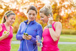 friendship and fitness in the parc