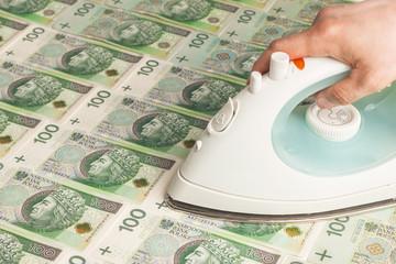 Malwersacja - wartość pieniądza - finanse - bankowość
