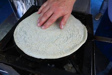 cottura piadina