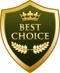 Best Choice Gold Shield