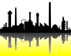 Industrie Hintergrund