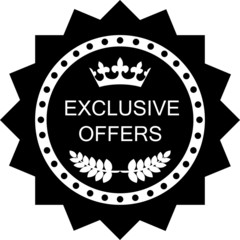 Exclusive Offers Icon