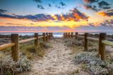 Fototapety Sunset beach