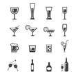vector.drink icon set - 70084969
