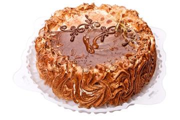 Cake whipped cream