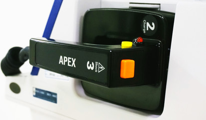 Defibrillator for cardiac life support