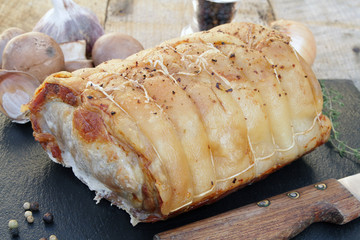 rôti de porc