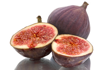 Figs and two halves