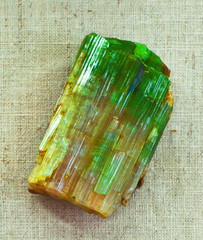 Tourmaline polychromatic (Elbaite)