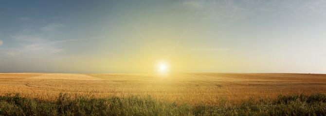 Sun on Plains