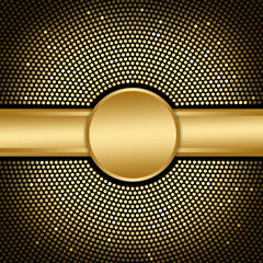 goldene background