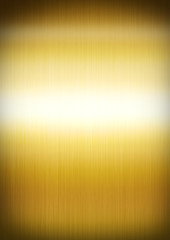 Gold brushed metal background texture