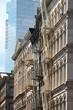 SoHo architecture in NY