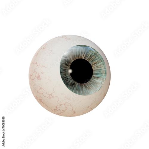 Foto op Plexiglas Textures eyeball