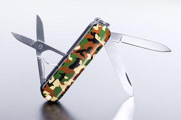 Mimeticswiss poket knife