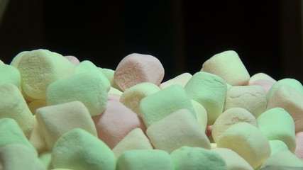 Marshmallows, Sugary Treats, Candy