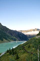 Vermunt Stausee - Montafon - Alpen