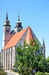 St.-Johannis-Kirche in Magdeburg