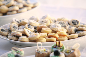 czech wedding cookies