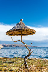 Lake Titicaca Floating Island