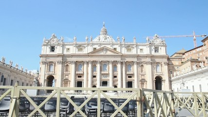 Saint Peter Basilica, Vatican City