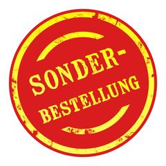 sb41 - SaleButton Rund - Sonderbestellung - g1677