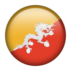 Bhutan flag button