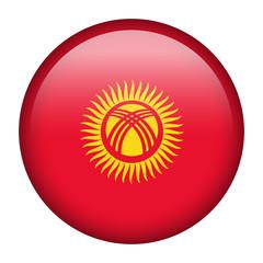 Kyrgystan flag button