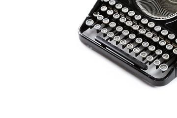 old nice typewriter