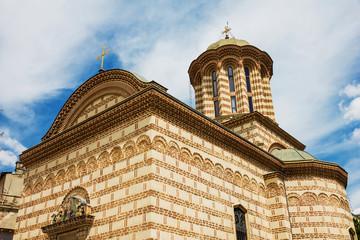 St. Anton Church, Bucharest. Old Court Church
