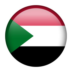 Sudan flag button