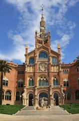 Hospital de Sant Pau in Barcelona