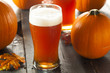 Frothy Orange Pumpkin Ale - 70094791
