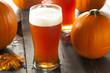 Frothy Orange Pumpkin Ale - 70094791