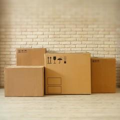 Cardboard Box Background