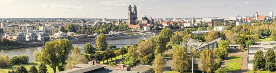 Magdeburg Panorama 06940
