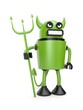 Robot as Devil