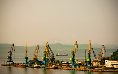 Petropavlovsk-Kamchatsky, seaport