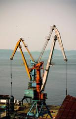 Petropavlovsk-Kamchatsky, seaport